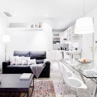 Serrano apartment