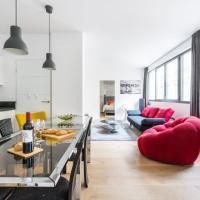 ClubLord Appartement d'exception en plein Coeur de Bordeaux