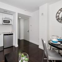 Times Square Luxury two bedrooms apartment with private balcony