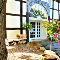 Tolles Fachwerkhaus mit Garten