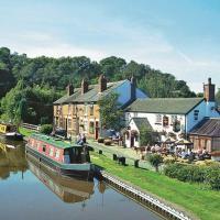 Caldon Canal Cottage
