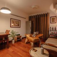 Open Type Wooden Apartment