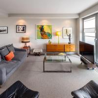2Bed 2Bath Duplex Flat, 2Balconies, St Paul's view