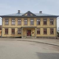 Järnvägshotellet i Skara