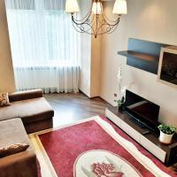 Apartment at Yuriya Gagarina 1