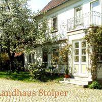 Große Gartenwohnung für 6 Personen