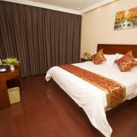 GreenTree Inn Jiangsu Nangtong Middle Renmin Road Yaohan Express Hotel