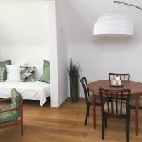 Gemütliches Appartment in Schlossnähe