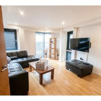 Bright, Spacious 2BR Flat for 4 in Grange