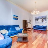 Apartment on Ligovsky Avenue