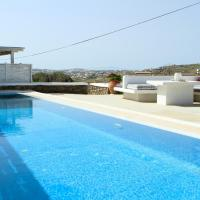 Elena's luxury apartments and villa