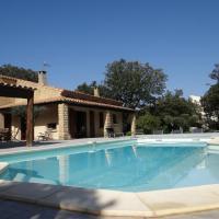 Villa La Jacassiere St Siffret