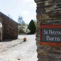 St Petrocs 2 Bed Character Holiday Barn (Near Padstow)