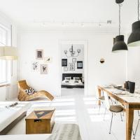 BpR Pure White ART Apartment