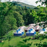 Festival Yurts Hay-on-Wye