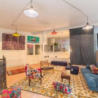 Delightful Bohemian Inspired Loft Space Shoreditch