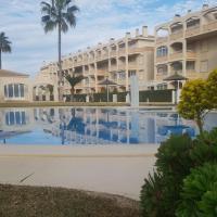 Apartamento Bahía de Denia, Primera Línea de Playa