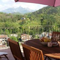 Vista Alpi Apuane