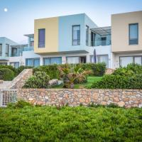 Stunning Luxury with Private Beach near Heraklion in Gouves!