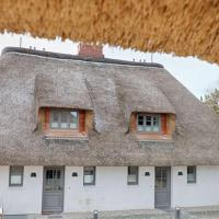 Rantum Dorf - Ferienappartments im alten Inselbahnhof