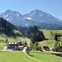 Ferienhof Hintergrabenbauer