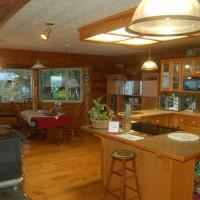 Union Bay Log Home