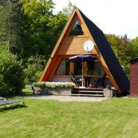 Ferienhaus im Nordschwarzwald - Nurdachhaus in Waldrandlage