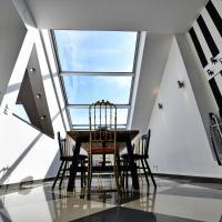 Designer Funky Capsule Penthouse