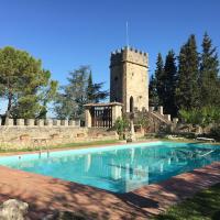 Castello di Badia - La Loggia