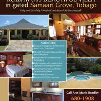 Angostura Resort Villa