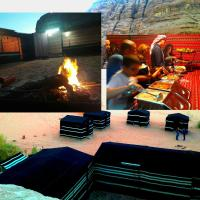 Wadi Rum 7 Pillars Camp