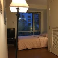 Cozy studio, Fenway Park,T,Bus,Supermarket, MFA,4ppl