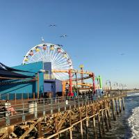Santa Monica Beach & Pier Apartment*26