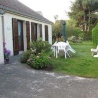 House Jullouville maison de plain pied avec jardin clos