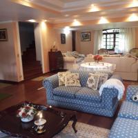 Casa no Capivari com 5 quartos