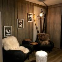 Studio Suite chaleureux Val d'Isère
