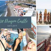 K38 Oceanfront Dragon Castle - SKYLOFT