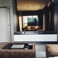 Tom's luxury apartment