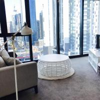 Morden apartment near crown in CBD