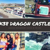 K38 Oceanfront Dragon Castle