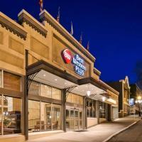 Best Western Plus Baker Street Inn & Convention Center