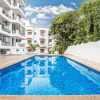 Apartment with pool in Vagator, Goa, by GuestHouser 66918