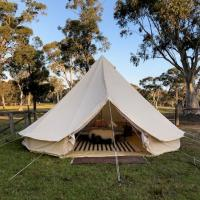 Wild in Style -Glamping at Megalong Valley