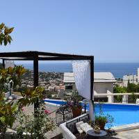 Saronida Sea View with private pool