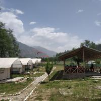 Manali Riverside Cottages
