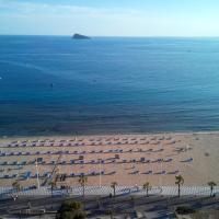 First Line, Levante Beach