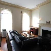 Historical, spacious, sunny studio retreat