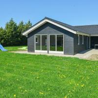 Three-Bedroom Holiday home in Ansager 5