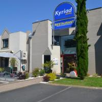 Hotel Restaurant Kyriad Brive Centre