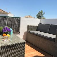 Tavira center - two bedroom with balcony